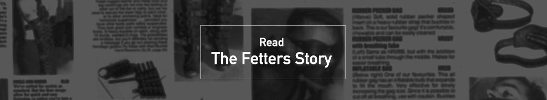 Read THE FETTERS STORY