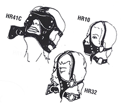 Head Harnesses & Gags
